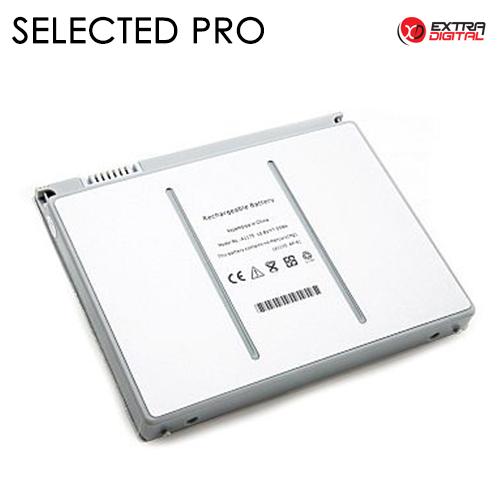 Nešiojamo kompiuterio baterija APPLE A1175, 5555mAh, Extra Digital Selected Pro