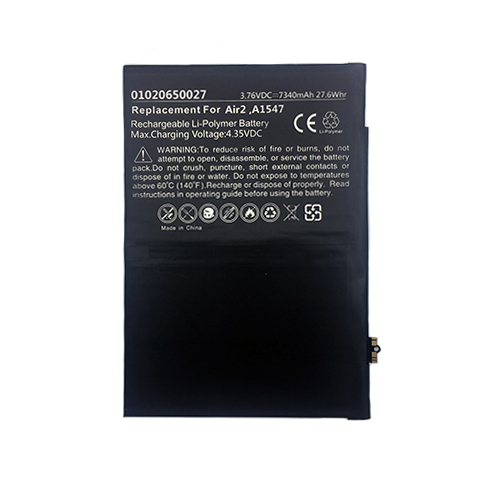 Planšetinio kompiuterio baterija Ipad 6/Air 2