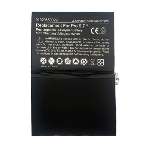 Planšetinio kompiuterio baterija Ipad pro 9.7