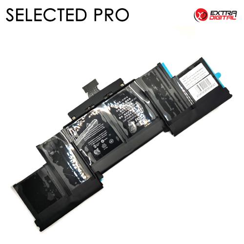 Nešiojamo kompiuterio baterija APPLE A1398, 8800mAh, Extra Digital Selected Pro