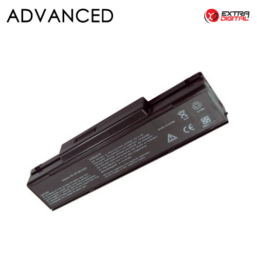Nešiojamo kompiuterio baterija ASUS A32-F3, 5200mAh, Extra Digital Advanced