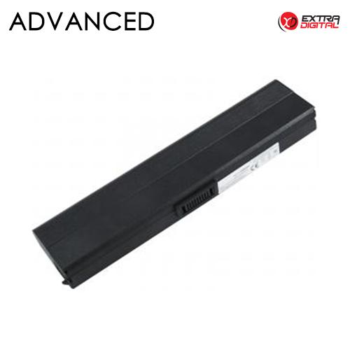 Nešiojamo kompiuterio baterija ASUS A31-F9, 5000mAh, Extra Digital Advanced