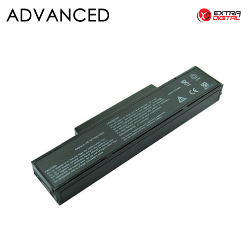 Nešiojamo kompiuterio baterija ASUS A32-F3, 4400mAh, Extra Digital Selected