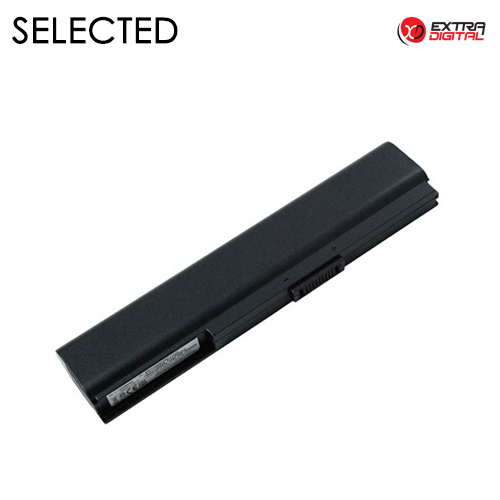 Nešiojamo kompiuterio baterija ASUS A31-U1, 4400mAh, Extra Digital Selected