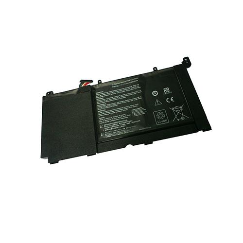 Nešiojamo kompiuterio baterija ASUS c31-s551, 4400mAh, Extra Digital Selected
