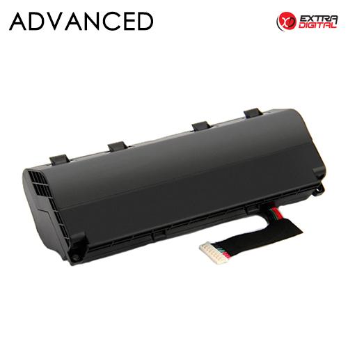 Nešiojamo kompiuterio baterija ASUS A42N1403, 5866mAh, Original