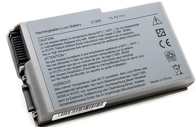 Nešiojamo kompiuterio baterija DELL 6Y270, 5200mAh, Extra Digital Advanced