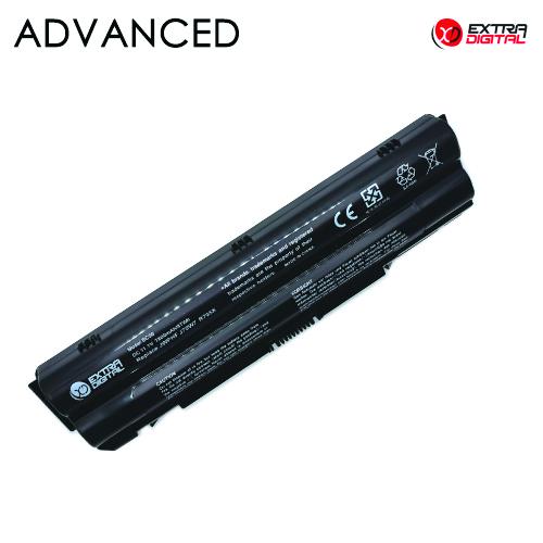 Nešiojamo kompiuterio baterija DELL JWPHF, J70W7, R795X, 7800mAh, Extra Digital Advanced