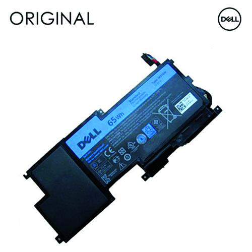 Nešiojamo kompiuterio baterija DELL W0Y6W, 5855mAh, Original