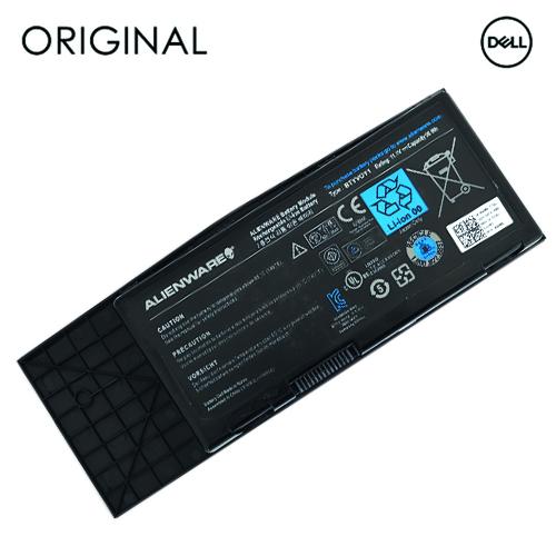 Nešiojamo kompiuterio baterija DELL M17X, 8100mAh, Original