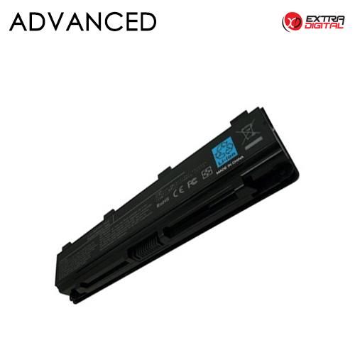 Notebook baterija, Extra Digital Advanced, TOSHIBA PABAS261, 5200mAh