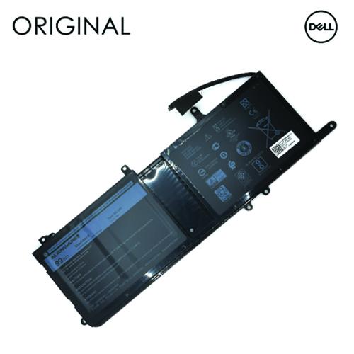 Nešiojamo kompiuterio baterija DELL 9NJM1, 8333mAh, Original