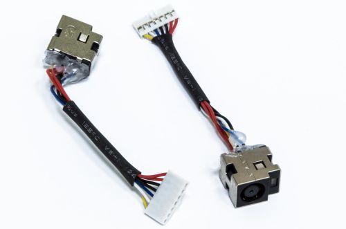 Maitinimo lizdas su kabeliu, HP DV5-2000