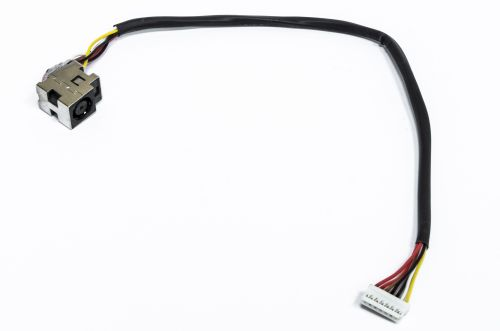 Maitinimo lizdas su kabeliu, HP CQ62