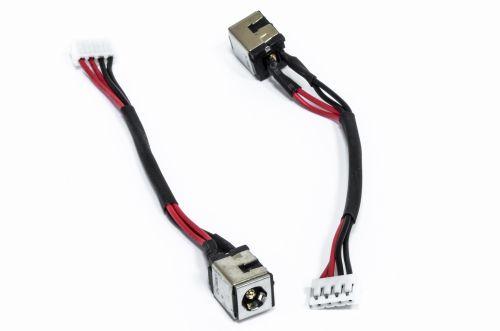 Maitinimo lizdas su kabeliu, ASUS K50, P50, X5DC series