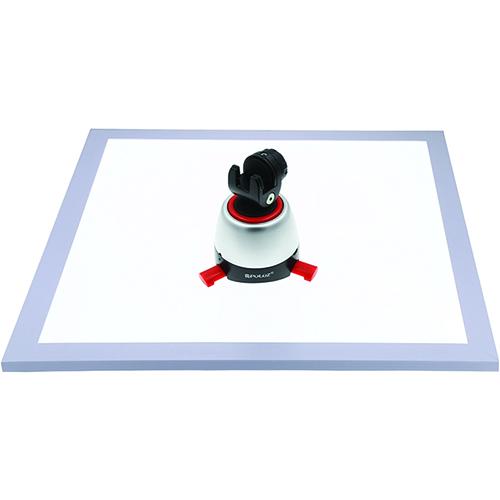 Fotografavimo LED šviesos panelė, be šešėlinė, 34.7x 34.7cm