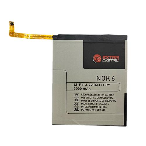 Baterija Nokia 6