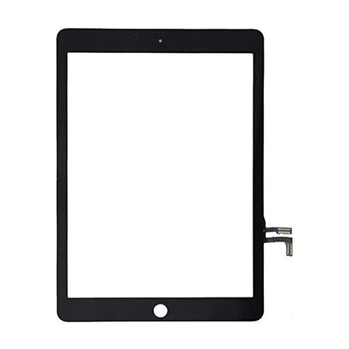 Lietimui jautrus planšetinio kompiuterio stikliukas iPad air juodas ORG