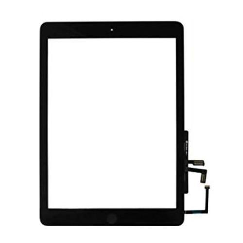 Lietimui jautrus planšetinio kompiuterio stikliuko komplektas iPad air juodas ORG