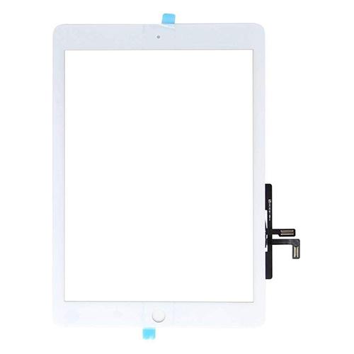 Lietimui jautrus planšetinio kompiuterio stikliukas iPad 5 2017 baltas ORG