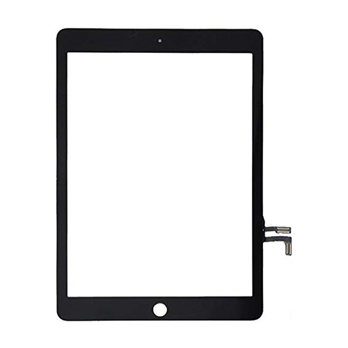 Lietimui jautrus planšetinio kompiuterio stikliukas iPad 5 2017 juodas ORG