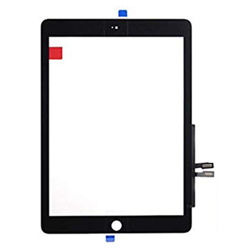 Lietimui jautrus planšetinio kompiuterio stikliukas iPad 6 2018 juodas ORG