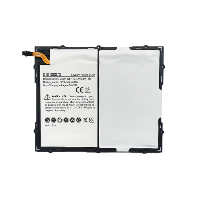 Planšetinio kompiuterio baterija Samsung Galaxy Tab A 10.1