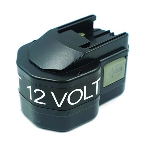 Akumuliatorius įrankiams AEG B12, 12V, 2.0Ah, Ni-CD