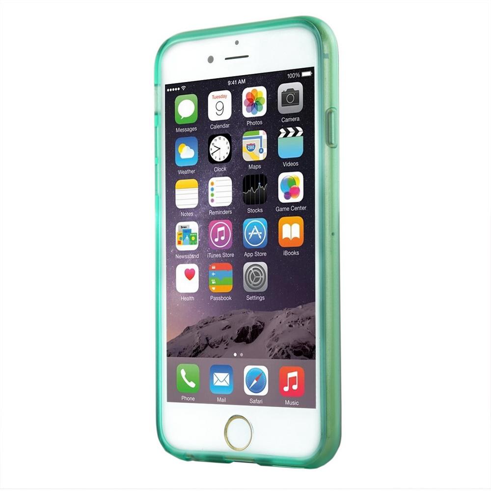 Skaidri nugarėlė, Pierre Cardin, žalia (Samsung Galaxy S6)