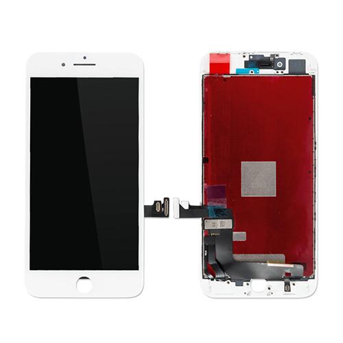 Ekranas iPhone 8 Plus (baltas) HQ+