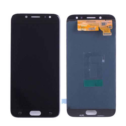 Ekranas Samsung Galaxy J7 (2017, juodas) ORG