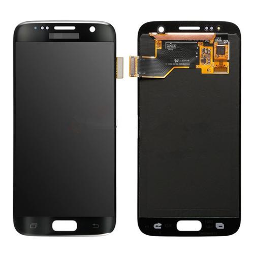 Ekranas Samsung Galaxy S7 (juodas) ORG