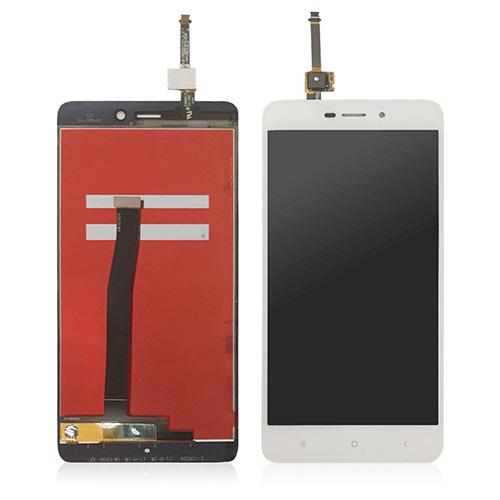 Ekranas Xiaomi Redmi 4A (baltas) ORG