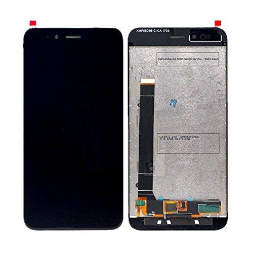 Ekranas Xiaomi Mi A1 (juodas) Restauruotas