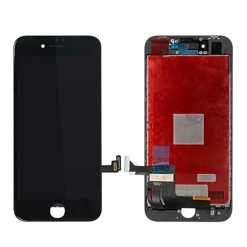 Ekranas iPhone 8 (juodas, restauruotas)