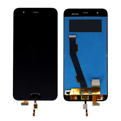 Ekranas LCD Xiaomi Mi 6 (juoda) ORG