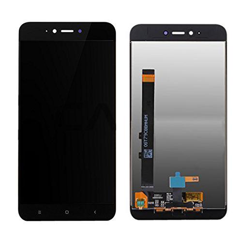Ekranas LCD Xiaomi Redmi Note 5A (juodas) ORG