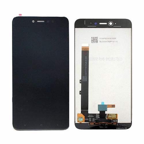 Ekranas LCD Xiaomi Redmi Note 5A Prime (juodas) ORG