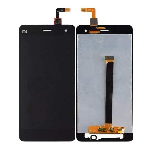 Ekranas Xiaomi Mi 4 (juodas) ORG