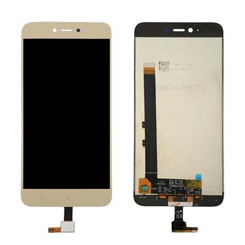 Ekranas LCD Xiaomi Redmi Note 5 (auksinis) ORG