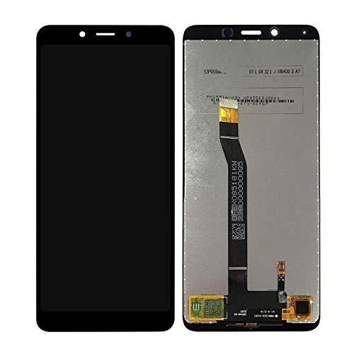 Ekranas LCD Xiaomi Redmi 6 / 6A (juodas) Restauruotas
