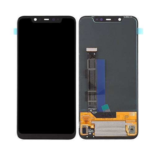 Ekranas LCD Xiaomi Mi 8 Pro (juodas) ORG
