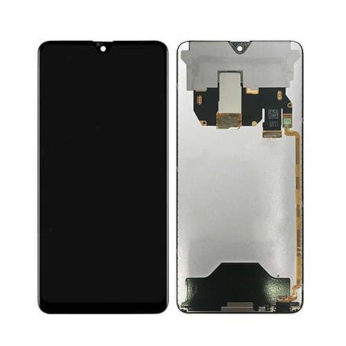 Ekranas LCD Huawei Mate 20 (juodas) ORG