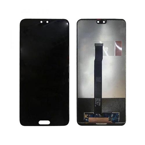 Ekranas LCD Huawei Mate 20 Pro (juodas) ORG