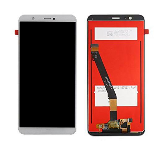 Ekranas LCD Huawei P Smart (baltas) restauruotas