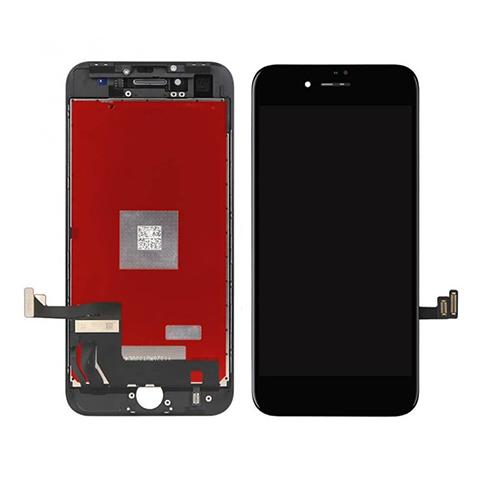 Ekranas iPhone 8 Plus (juoda) ORG