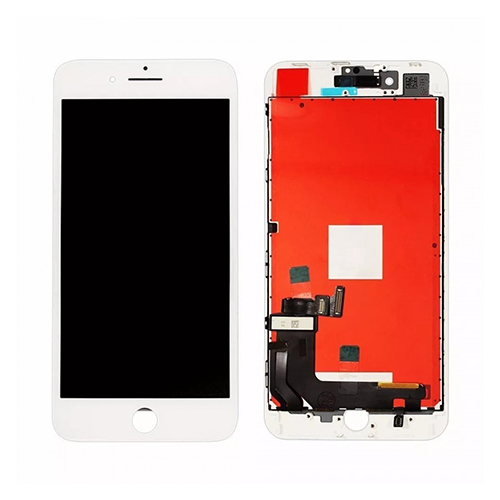 Ekranas iPhone 8 Plus (baltas) ORG