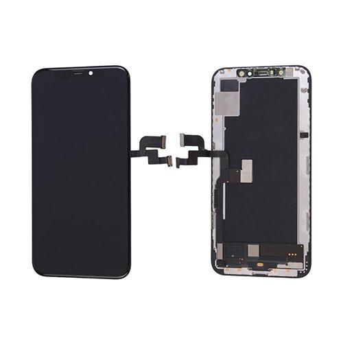 Ekranas iPhone XR (juodas) ORG