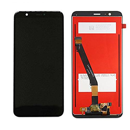 Ekranas LCD Huawei P Smart (juodas) restauruotas