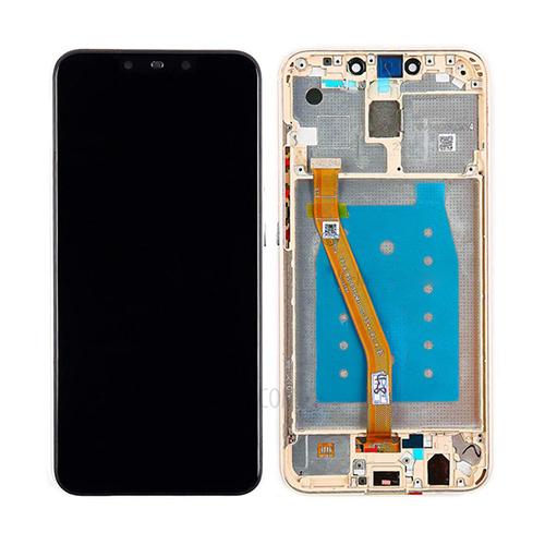 Ekranas Huawei Mate 20 lite (auksinis) restauruotas